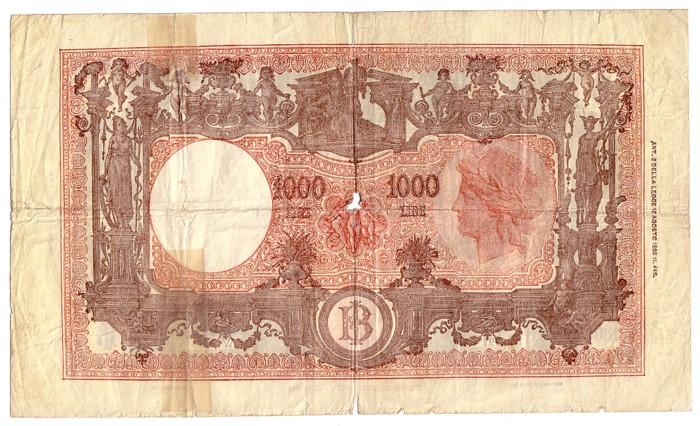 1000 Lire 1944 1950