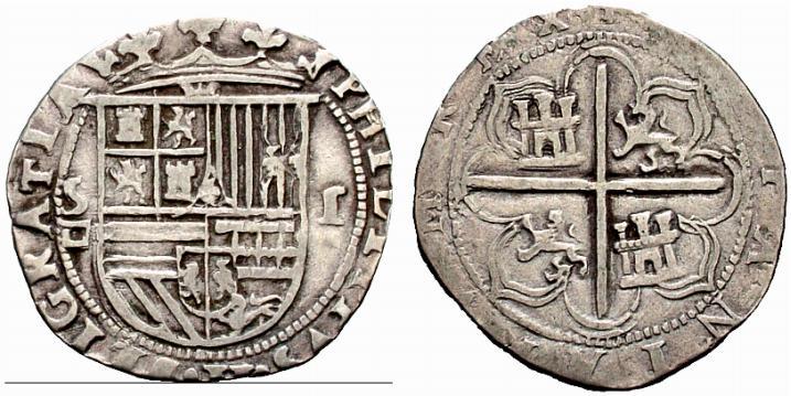 II reales Felipe II Spa632